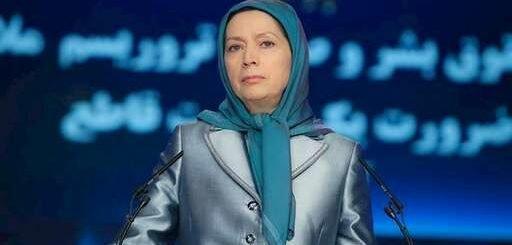سخنرانی مریم رجوی در کنفرانس بینالمللی جوامع ایرانی: رژیم ولایت فقیه برای فرار از سرنگونی، برونرفتی ندارد