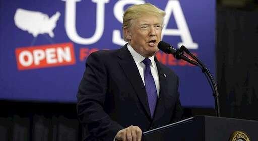 دونالد ترامپ: ما نمیتوانیم اجازه دهیم رژیم ایران، مرگبارترین سلاح روی زمین را تصاحب کند