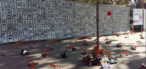 وحشت آخوند رئیسی از جنبش دادخواهی قتل عام ۶۷ و گسترش شعار فراگیر نه جلاد نه شیاد