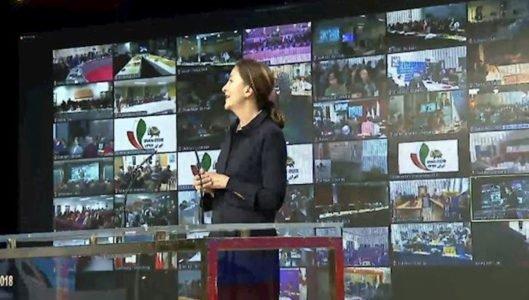 سخنرانی اینگرید بتانکور؛ در کنفرانس ویدئو مشترک جوامع ایرانی