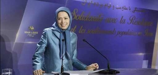 مریم رجوی: در سال جدید، جهان باید به فریادهای تظاهر کنندگان در ایران گوش کند