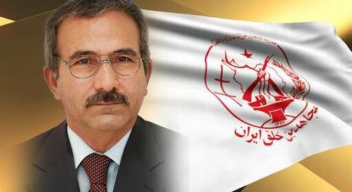 درگذشت قهرمان مجاهد خلق بهزاد مسعودی