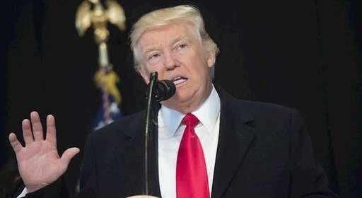 دونالد ترامپ: رژیم ایران مشکلات جدی دارد