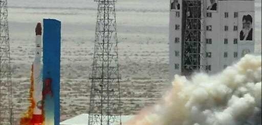 فرانسه پرتاب شکست خورده ماهواره رژیم ایران را محکوم کرد