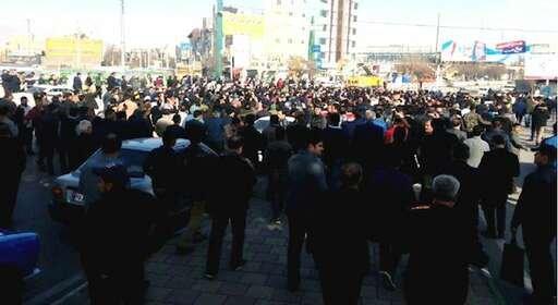اذعان علی ربیعی از معاونان وزارت اطلاعات رژیم ایران: بر اثر شکستن مارپیچ سکوت در جامعه، مردم در ۱۶۰شهر قیام کردند