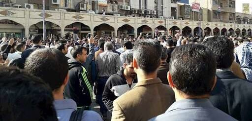 واشنگتن تایمز: بیثباتی در ایران گسترش مییابد