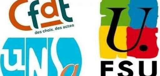 حمایت برخی از مهمترین سندیکاهای فرانسه از فعالان کارگری و معلمان بازداشت شده ایران