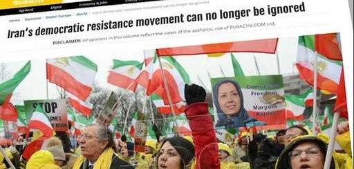 لرد مگینس در یورو اکتیو: مقاومت ایران را دیگر نمیتوان نادیده گرفت
