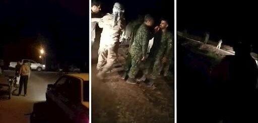 درگیری مسلحانه میان مردم و پاسداران در سوسنگرد + فیلم و عکس