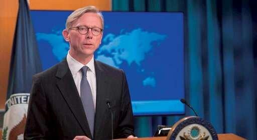 برایان هوک: شرکای اروپایی ما علیه رژیم ایران بعد از یک توطئه بمبگذاری در پاریس واکنش نشان دادند