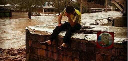 گزارشی از فاجعه سیل در استانهای مختلف میهن - دوشنبه ۱۲فروردین۹۸