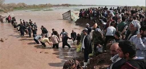 پیام مجاهدین به جوانان بیباک و بیم در خوزستان و لرستان، گلستان و ایلام