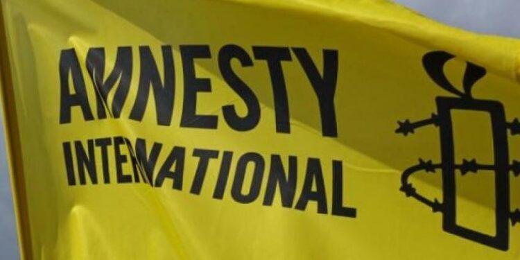 گزارش عفو بینالملل، ندای پرقدرت ایران