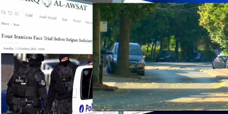 مأموریت اسدالله اسدی هیچگاه دیپلماتیک نبوده است، اومسئول هدایت جداشدگان [ازمجاهدین] بود، گزارش سرویس اطلاعاتی بلژیک