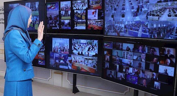 مریم رجوی: محکومیت دیپلمات رژیم در دادگاه آنتورپ بلژیک، محکومیت تمام رژیم آخوندی است