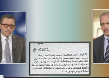دربردن باند آخوند روحانی از جنایات تروریستی، یک گفتمان امنیتی است