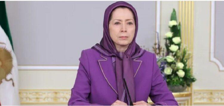 مریم رجوی: شما زنان ایران میتوانید و باید پیروزی را بسازید