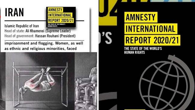 عفو بینالملل: ادامه سرکوب، دستگیری، شکنجه و اعدامهای خودسرانه توسط رژیم ایران