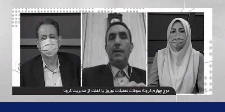 رکورد فاجعه بار و بی سابقه کرونا درایران آخوندزده براثر مخالفت خامنهای با واکسیناسیون