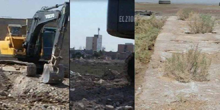 فراخوان بین المللی برای جلوگیری از تخریب مزار شهیدان قتل عام در خاوران