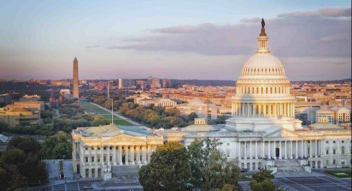 قطعنامهٔ اکثریت کنگرهٔ آمریکا - بهرسمیت شناختن حق مردم ایران برای برقراری یک جمهوری دمکراتیک