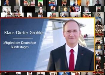 کنفرانس در آلمان یک سیاست جدید در قبال ایران حقوق بشر، توقف تروریسم، حمایت از قیام مردم ایران