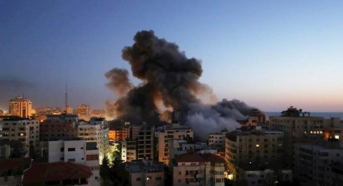 خامنهای بیش از هر کس نیازمند ادامه جنایت و بمباران و حملات موشکی در جنگ غزه