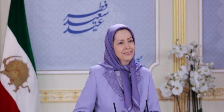 مریم رجوی: تعهد بزرگ مجاهدین، رهایی مردم ایران از استبداد آخوندی است