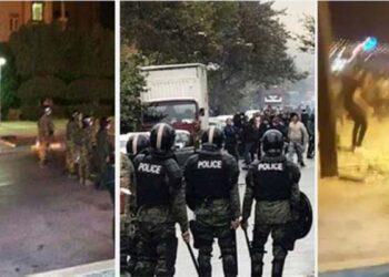دولتهای آمریکا و کانادا جنایات سرکوبگرانه رژیم علیه قیام خوزستان را محکوم میکنند