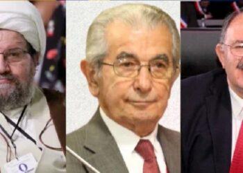 سخنان پهلوان مسلم اسکندر فیلابی، دکتر صالح رجوی، استاد جلال گنجه ای در اجلاس شورای ملی مقاومت