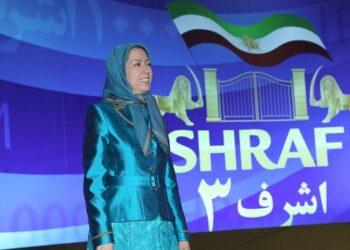 سخنرانی خانم مریم رجوی در دومین روز اجلاس جهانی ایران آزاد- اروپا – خاورمیانه در حمایت از مقاومت