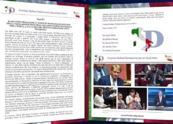 فراخوان کمیته ایتالیایی پارلمانترها برای ایران آزاد؛ دولت ایتالیا و اتحادیه اروپا باید در کنار مردم ایران که در خوزستان و سایر مناطق ایران بپاخاستهاند قرار گیرند
