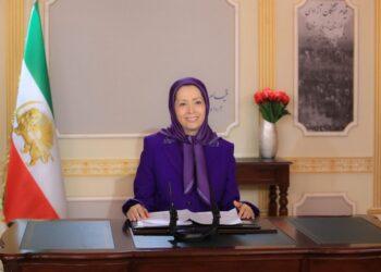 مریم رجوی: به پیشواز سپیده آزادی، در سراسر ایران برخیزید و پرچمها را برافرازید